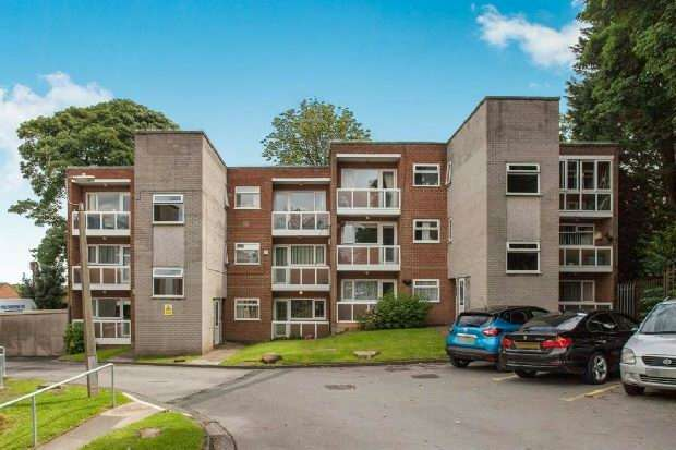 2 Bedrooms Flat for sale in Acresgate Court, Liverpool