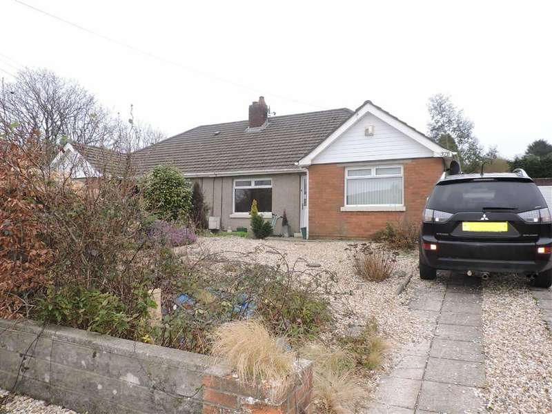 3 Bedrooms Semi Detached Bungalow for sale in Birchgrove Road, Birchgrove