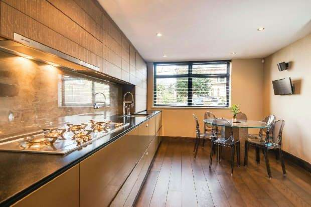 3 Bedrooms Flat for sale in Bloomfield Road, Highgate, N6