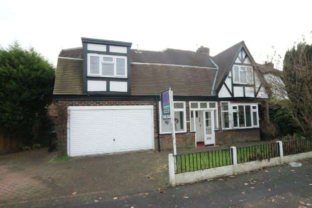 4 Bedrooms Detached House for sale in Cumberland Road, Sale