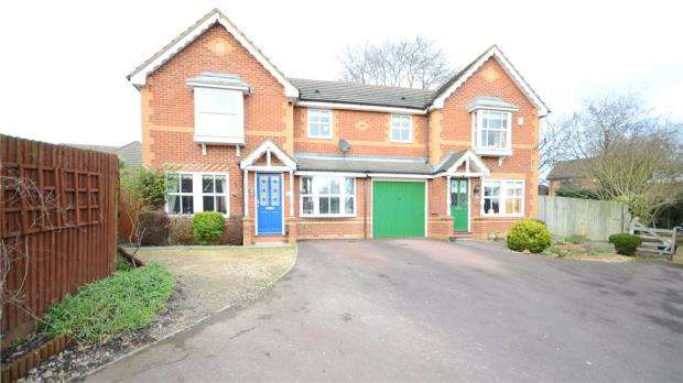 3 Bedrooms Semi Detached House for sale in Jay Close, Lower Earley, Reading