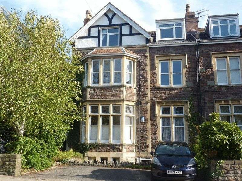 2 Bedrooms Flat for sale in Redland Road, Bristol