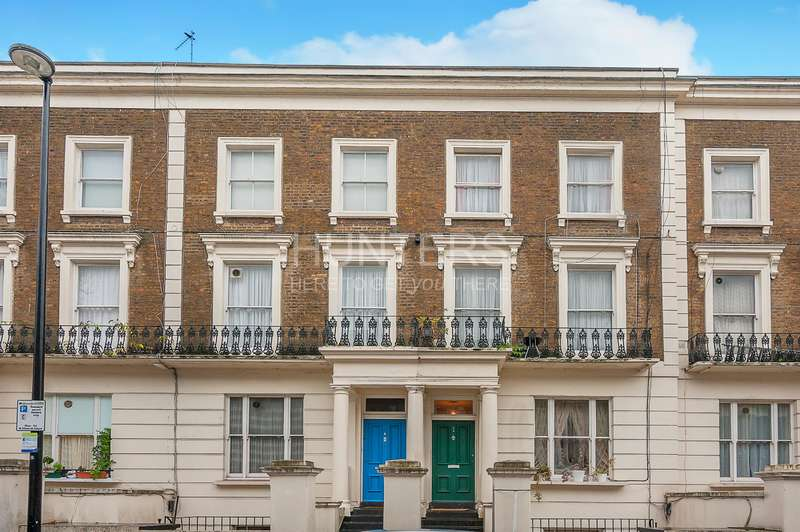 3 Bedrooms Flat for sale in Goldney Road, Maida Vale, W9 2AX