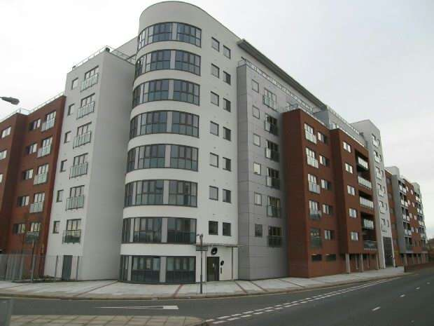 2 Bedrooms Apartment Flat for sale in The Reach, Leeds Street, Liverpool