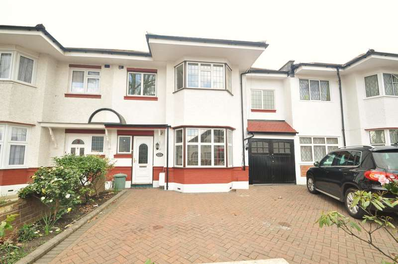 5 Bedrooms Terraced House for sale in Royal Gardens, London, W7 2AW