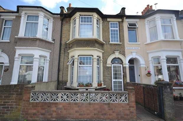 4 Bedrooms Terraced House for sale in Radlix Road, London