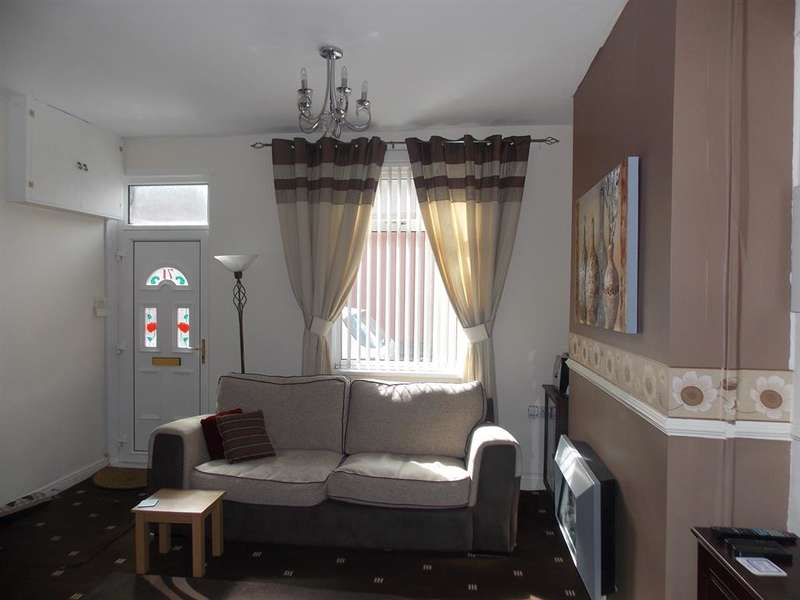 2 Bedrooms End Of Terrace House for sale in Lambton Street, Normanby, Middlesbrough, TS6 0LP