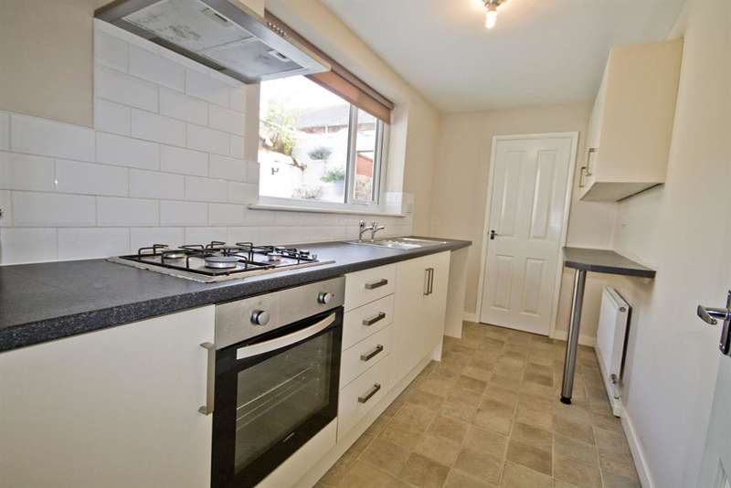 2 Bedrooms Terraced House for sale in Abingdon Road, Middlesbrough, TS1 2DW