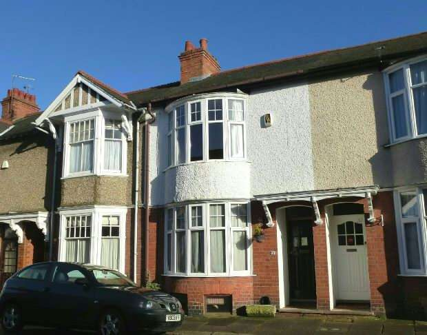 3 Bedrooms Terraced House for sale in Thursby Road, Northampton