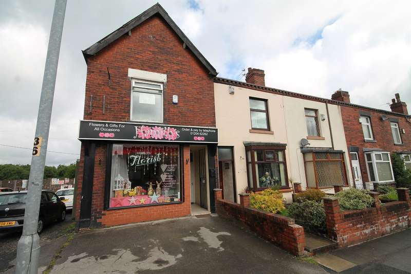 3 Bedrooms Shop Commercial for sale in Wigan Road, Deane, Bolton, BL3 4QH
