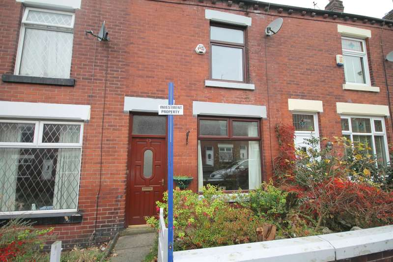 2 Bedrooms Terraced House for sale in Hereford Road, Heaton, Bolton, BL1 4NJ