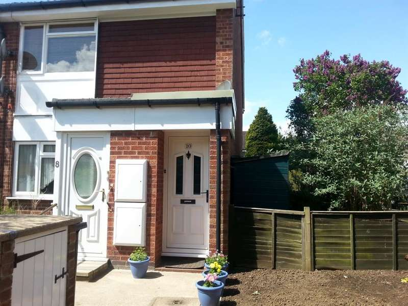 1 Bedroom Flat for sale in Bardale Close, Knaresborough, HG5 0DZ