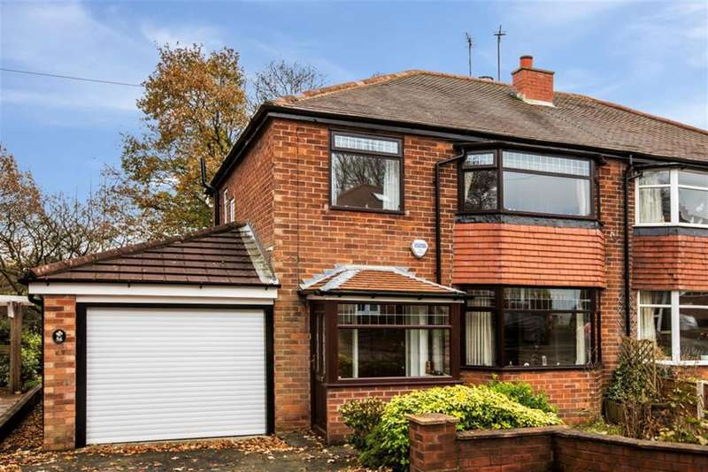 3 Bedrooms Semi Detached House for sale in Stetchworth Drive, Worsley, Manchester, M28 1EX