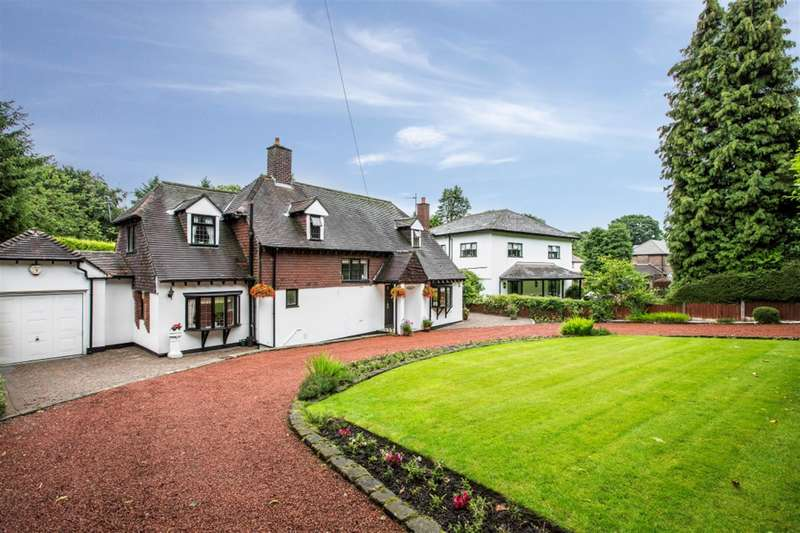 4 Bedrooms Detached House for sale in Old Hall Lane, Worsley, Manchester, M28 2FG