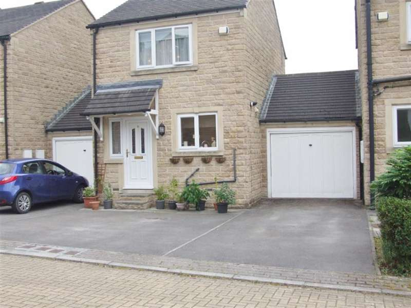 2 Bedrooms Link Detached House for sale in Field View, Wheatley, Halifax, HX3 5LT