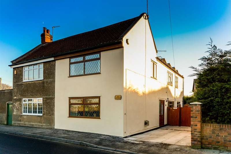 4 Bedrooms Semi Detached House for sale in Main Road, Hambleton, Selby, YO8 9HW