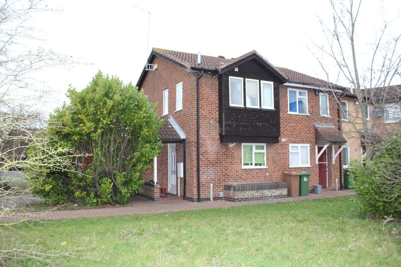 2 Bedrooms End Of Terrace House for sale in Martinsbridge, Parnwell, Peterborough PE1 4YD
