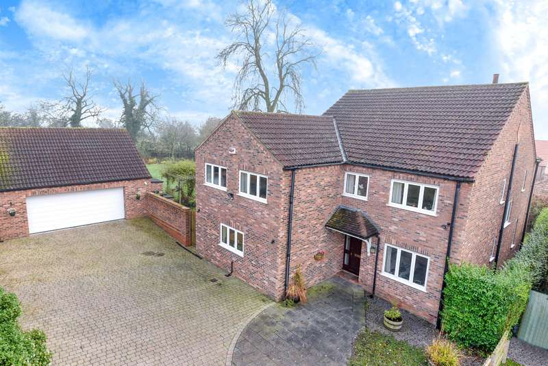 4 Bedrooms House for sale in Thornlands, Easingwold, York, YO61 3QQ