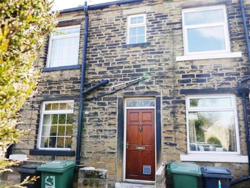 1 Bedroom Terraced House for sale in Inghams Terrace, Pudsey