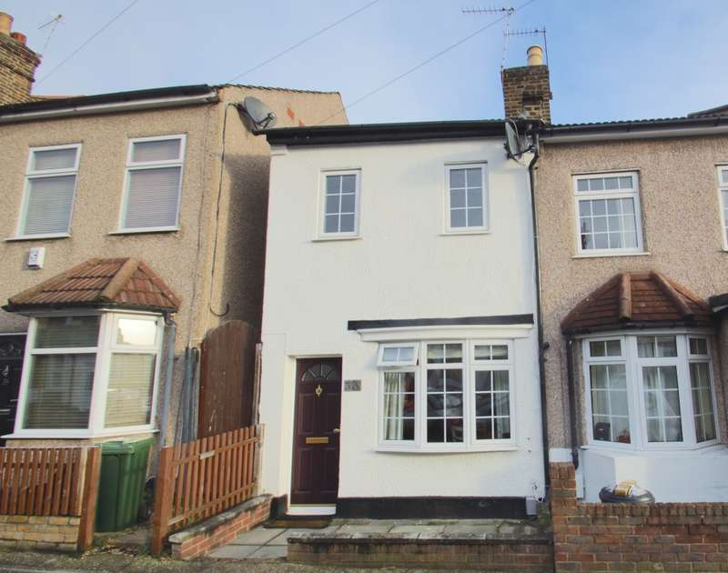 2 Bedrooms Terraced House for sale in Sultan Street, Beckenham