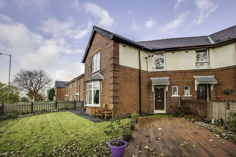 2 Bedrooms Semi Detached House for sale in Albert Royds St, Rochdale, OL16 2UA