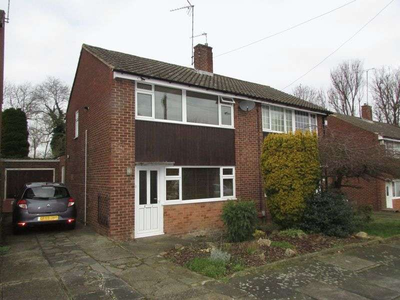 3 Bedrooms Semi Detached House for sale in Briar Road, Bexley