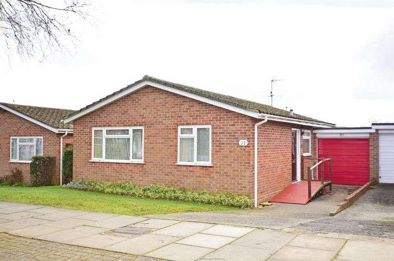 2 Bedrooms Semi Detached Bungalow for sale in Sherborne, Dorset
