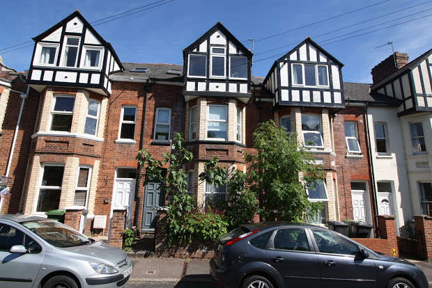 1 Bedroom Apartment Flat for sale in Archibald Road, EXETER, EX1