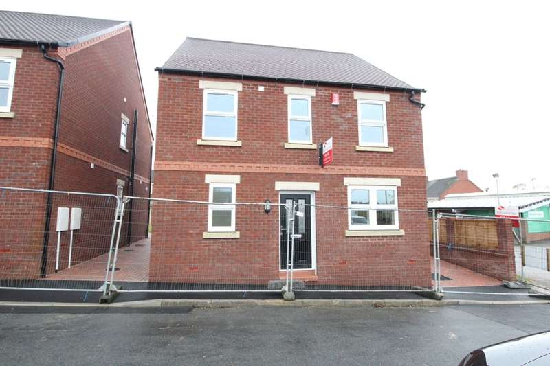 3 Bedrooms Detached House for sale in Samuel Street, Packmoor, Stoke-On-Trent, ST7