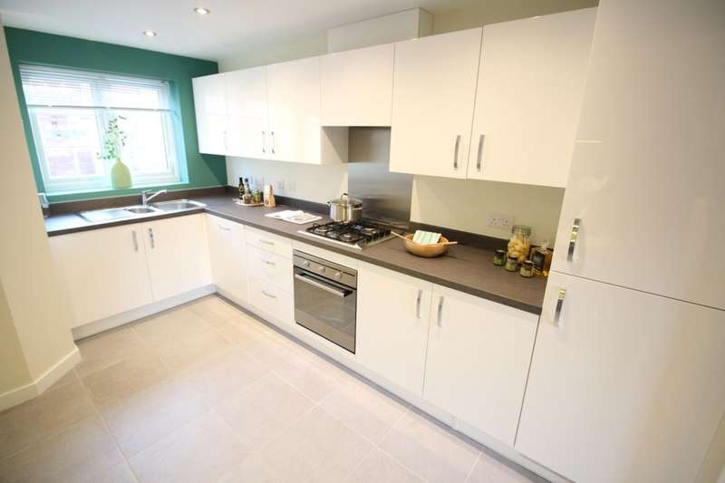 3 Bedrooms Semi Detached House for sale in Lyme Gardens, Commercial Road, Stoke-On-Trent, ST1