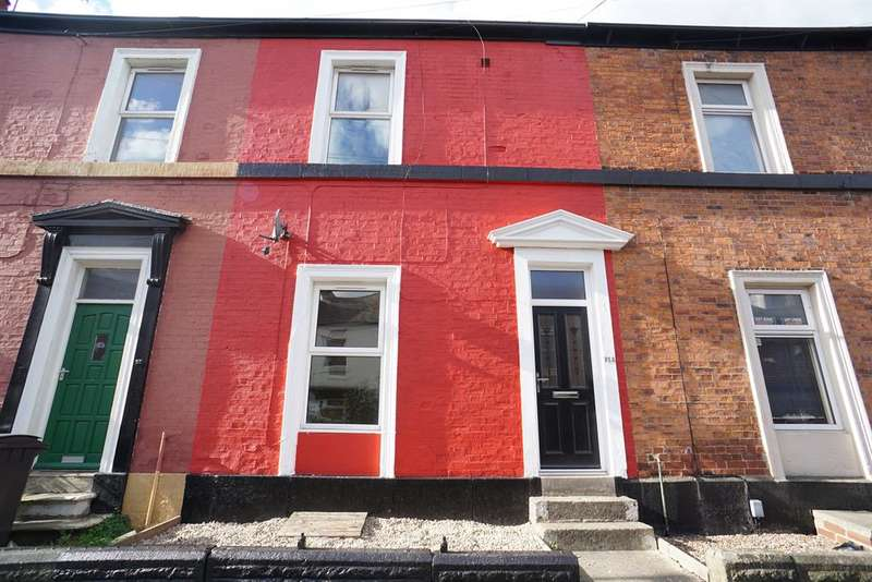 1 Bedroom Terraced House for sale in William Street, Broomhall, Sheffield, S10 2BZ