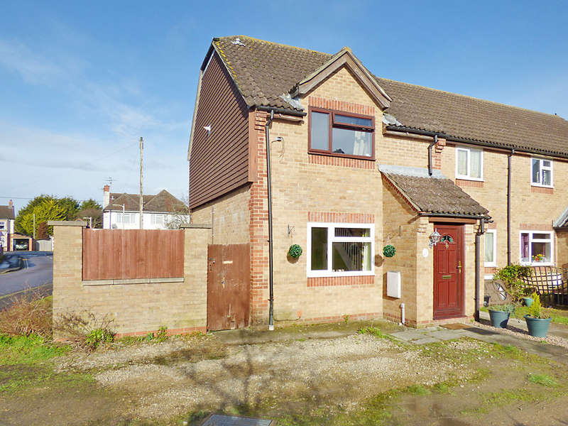3 Bedrooms End Of Terrace House for sale in Abbotts Court, Westbury
