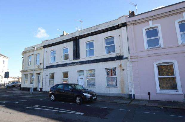 1 Bedroom Flat for sale in Patna Place, Plymouth, Devon