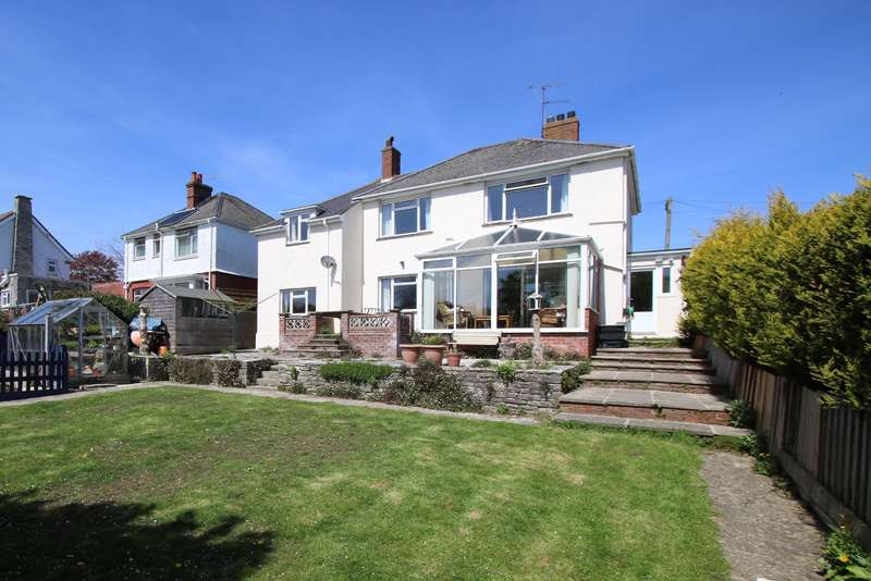 5 Bedrooms Detached House for sale in RABLING ROAD, SWANAGE
