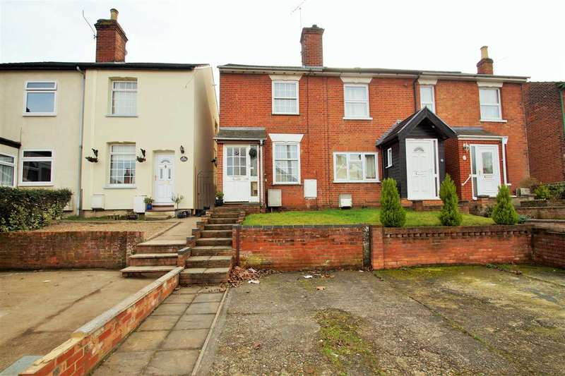 3 Bedrooms End Of Terrace House for sale in Pownall Crescent, Colchester