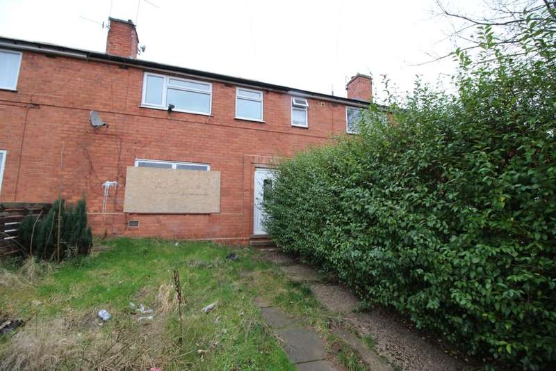 3 Bedrooms Property for sale in Ainsdale Crescent, Nottingham, NG8