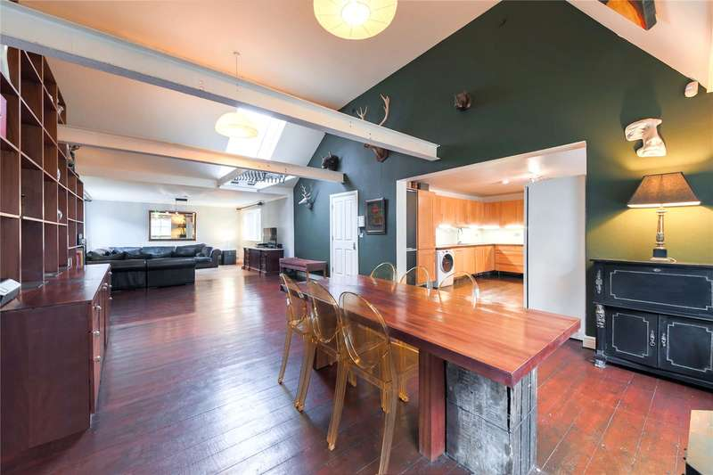 3 Bedrooms Flat for sale in Widegate Street, City Of London, E1
