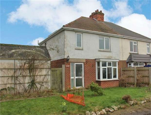 3 Bedrooms Semi Detached House for sale in Spinney Close, Grimoldby, Louth, Lincolnshire
