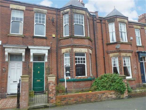 5 Bedrooms Terraced House for sale in Ashwood Terrace, Sunderland, Tyne and Wear
