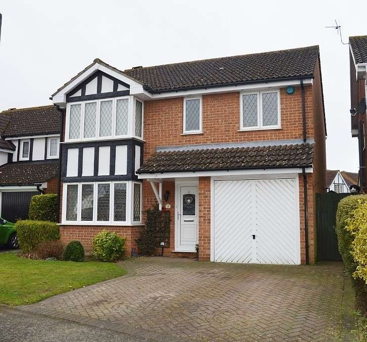 4 Bedrooms Detached House for sale in Southwold Spur, Langley, SL3