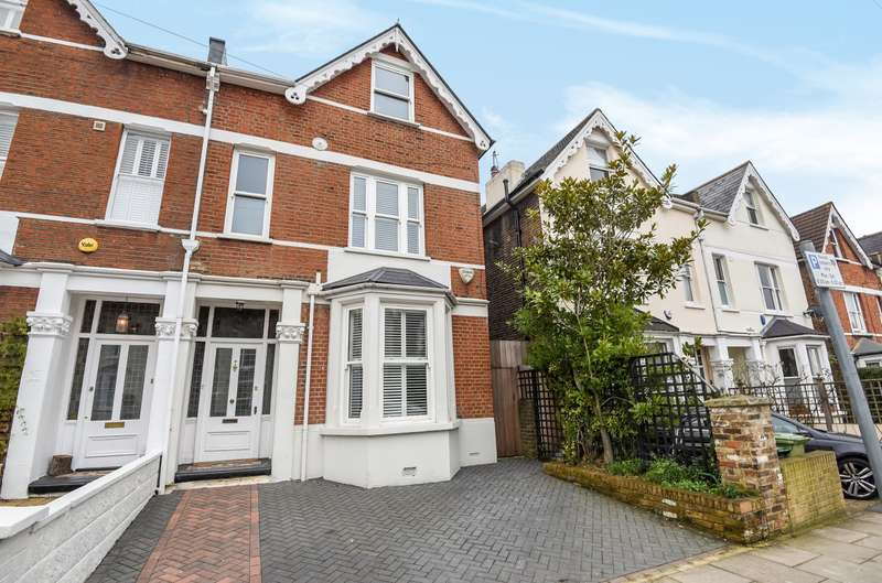 4 Bedrooms House for sale in Parkwood Road, Wimbledon, SW19