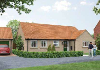 3 Bedrooms Bungalow for sale in Alford, Lincolnshire