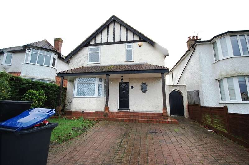 3 Bedrooms Detached House for sale in Strangford Road, Tankerton, Whitstable