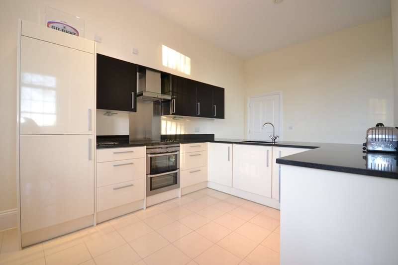 2 Bedrooms Ground Flat for sale in Newport, Isle Of Wight