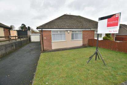 2 Bedrooms Bungalow for sale in Haslingden Road, Royal Blackburn, Blackburn, Lancashire