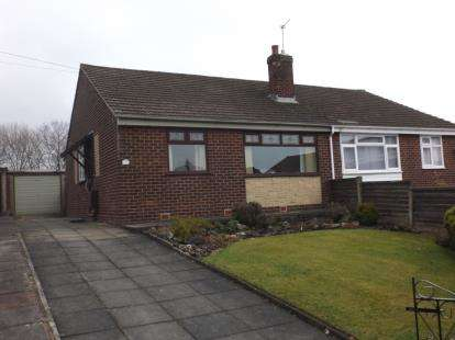 2 Bedrooms Bungalow for sale in Windermere Avenue, Denton, Manchester, Greater Manchester