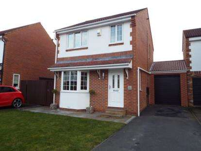 3 Bedrooms Detached House for sale in Bransdale Avenue, Romanby, Northallerton, North Yorkshire