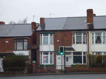 2 Bedrooms Terraced House for sale in Wolverhampton Road, Walsall, West Midlands