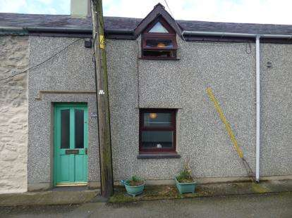 2 Bedrooms Terraced House for sale in Ysgoldy, Britannia Street, Llanllechid, Bangor, LL57