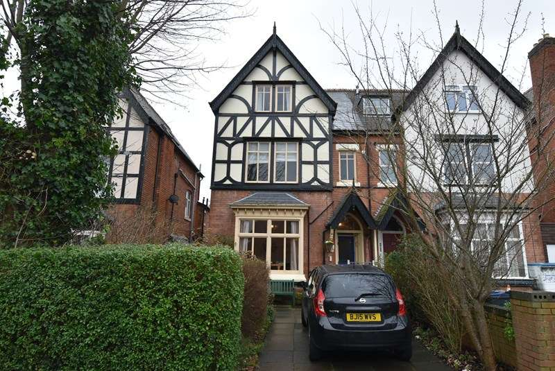 5 Bedrooms Semi Detached House for sale in Mayfield Road, Moseley